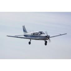 30 Mins Trial Flight Piper PA28
