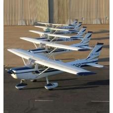 60 Mins Trial Flight Cessna 152