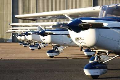 Donair Cessna 152 Line-up
